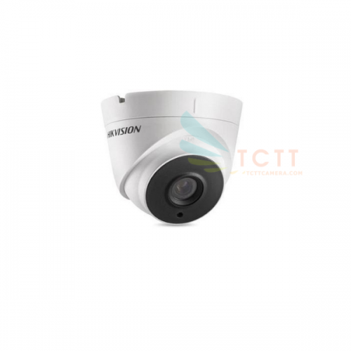 CAMERA Dome 4 in 1 HIKVISION HD-TVI 5 MEGAPIXEL DS-2CE56H0T-IT3F